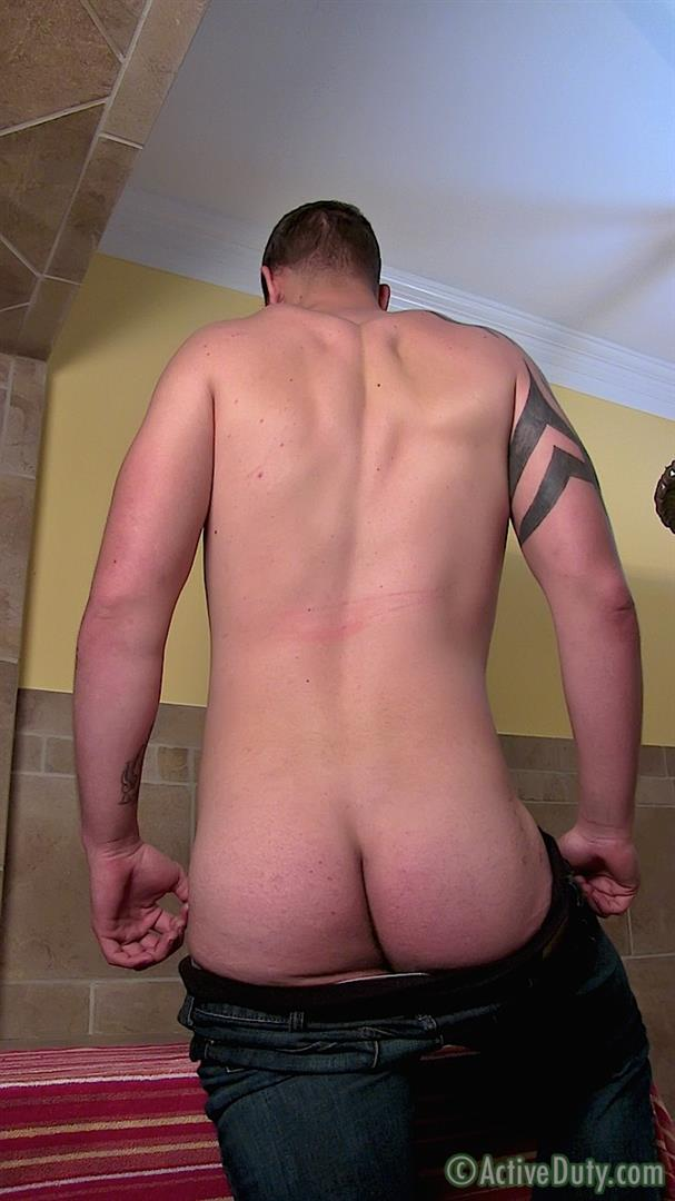 ActiveDuty-Ajay-Hung-US-Army-Recruit-Jerking-Off-Tall-Guy-Amateur-Gay-Porn-06 Tall 19 Year Old Straight Army Recruit Jerking His Big Cock