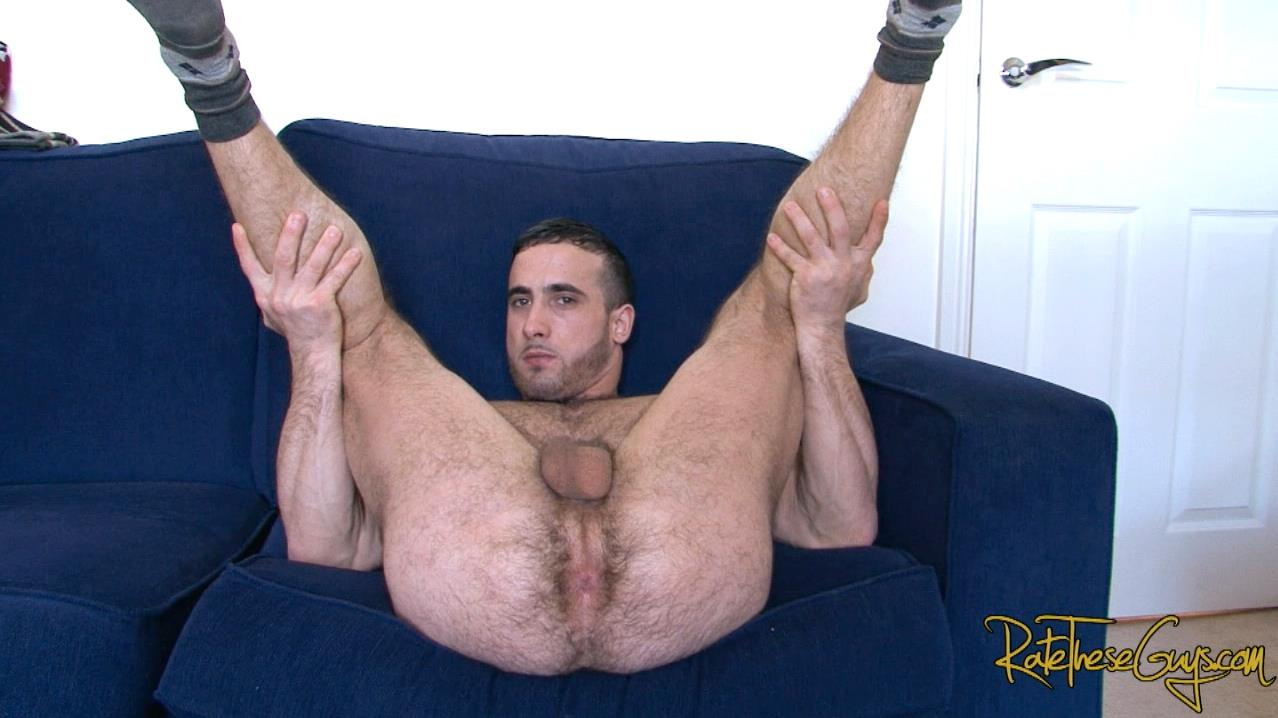 big fat hairy uncut cock