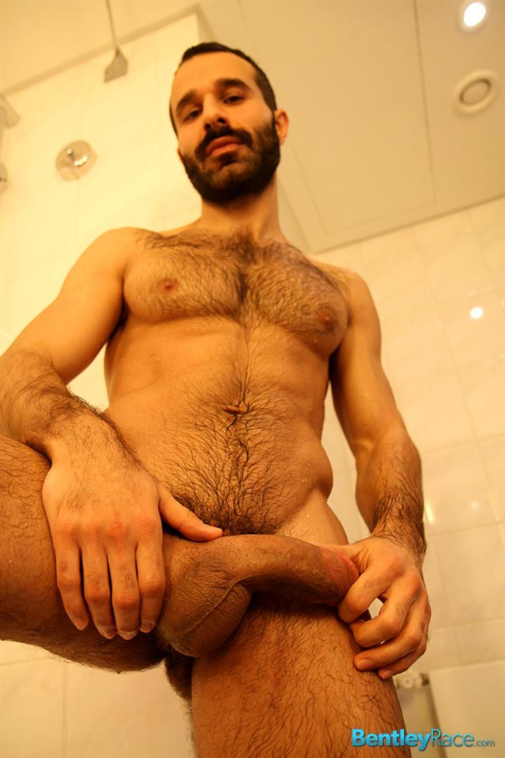 Bentley-Race-Aybars-Hairy-Turkish-Guy-With-A-Huge-Cock-Jerking-Off-Amateur-Gay-Porn-18 Hairy Turkish Guy Aybars Jerking His Thick Cock In The Shower