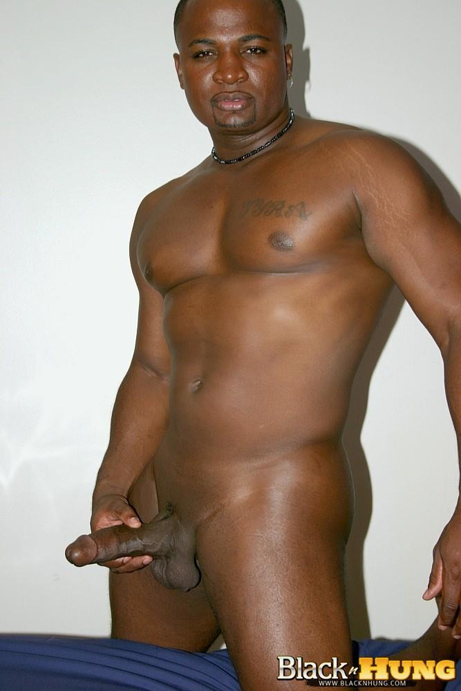 Black-N-Hung-D-Total-Package-Black-Muscle-Thug-Jerking-His-Thick-Black-Cock-Amateur-Gay-Porn-12 Black Muscle Thug Jerking Off His Thick Black Cock