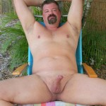 Hot-Older-Male-Mitch-Davis-Beefy-Chubby-Smooth-Daddy-Jerking-His-Thick-Cock-Amateur-Gay-Porn-02-150x150 Beefy Smooth Daddy With A Thick Cock Jerking Off