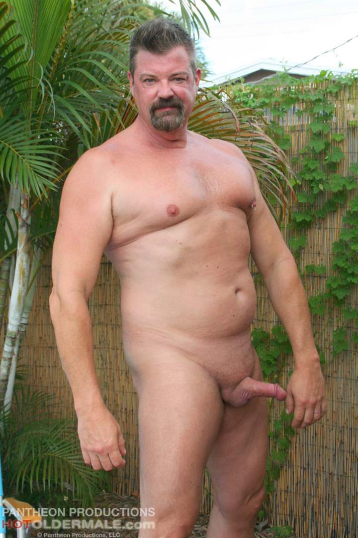 from Allan gay male chubby