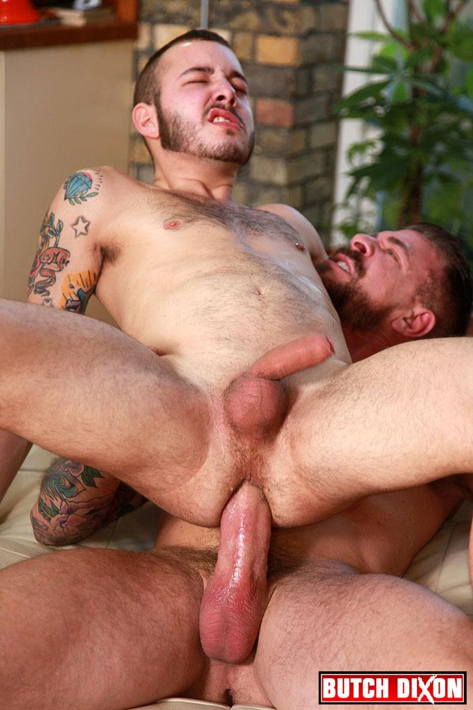 uncut monster cock cum gay