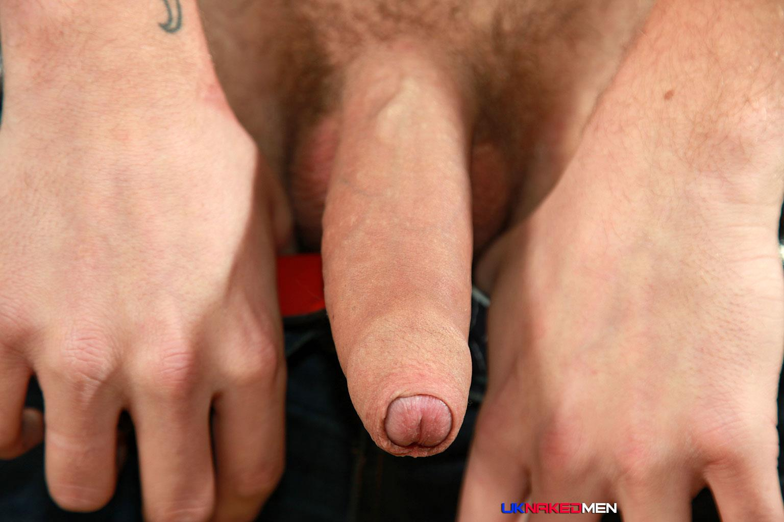 naked gay very old hairy man with big uncut cock