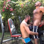 Cum-Pig-Men-Alessio-Romero-and-Ethan-Palmer-Hairy-Muscle-Latino-Daddy-Cocksucking-Amateur-Gay-Porn-42-150x150 Hairy Latino Muscle Daddy Gets A Load Sucked Out And Eaten
