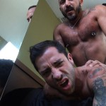 Dudes-Raw-Alessio-Romero-and-Nick-Cross-Hairy-Latino-Muscle-Daddy-Barebacking-Amateur-Gay-Porn-18-150x150 Hairy Muscle Daddy Alessio Romero Barebacking Nick Cross
