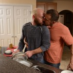 Men-Drill-My-Hole-Max-Sargent-and-Mike-Tanner-Thick-Cock-Daddys-Fucking-Amateur-Gay-Porn-01-150x150 Hairy Muscle Daddy's Fucking In The Kitchen And Eating Cum