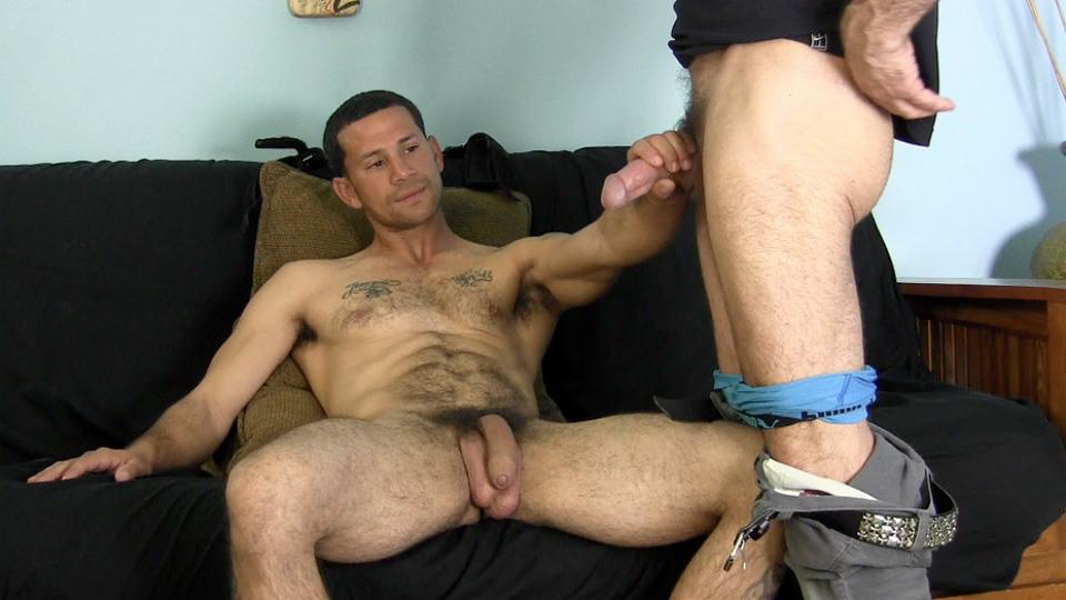 German Mature Cock Sucking