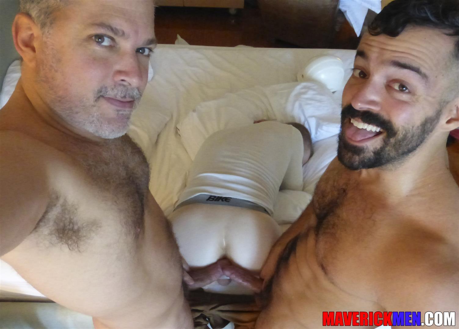 The-Maverick-Men-Erik-Naked-Blue-Collar-Guy-Getting-Barebacked-Hairy-Ass-Amateur-Gay-Porn-5 Young Blue Collar Guy Gets Barebacked By Two Muscle Daddies