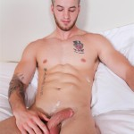 Active-Duty-Quentin-Muscular-Naked-Army-Soldier-Masturbating-Big-Cock-Amateur-Gay-Porn-14-150x150 Straight Army Private Stokes His Big Cock On Video For The First Time