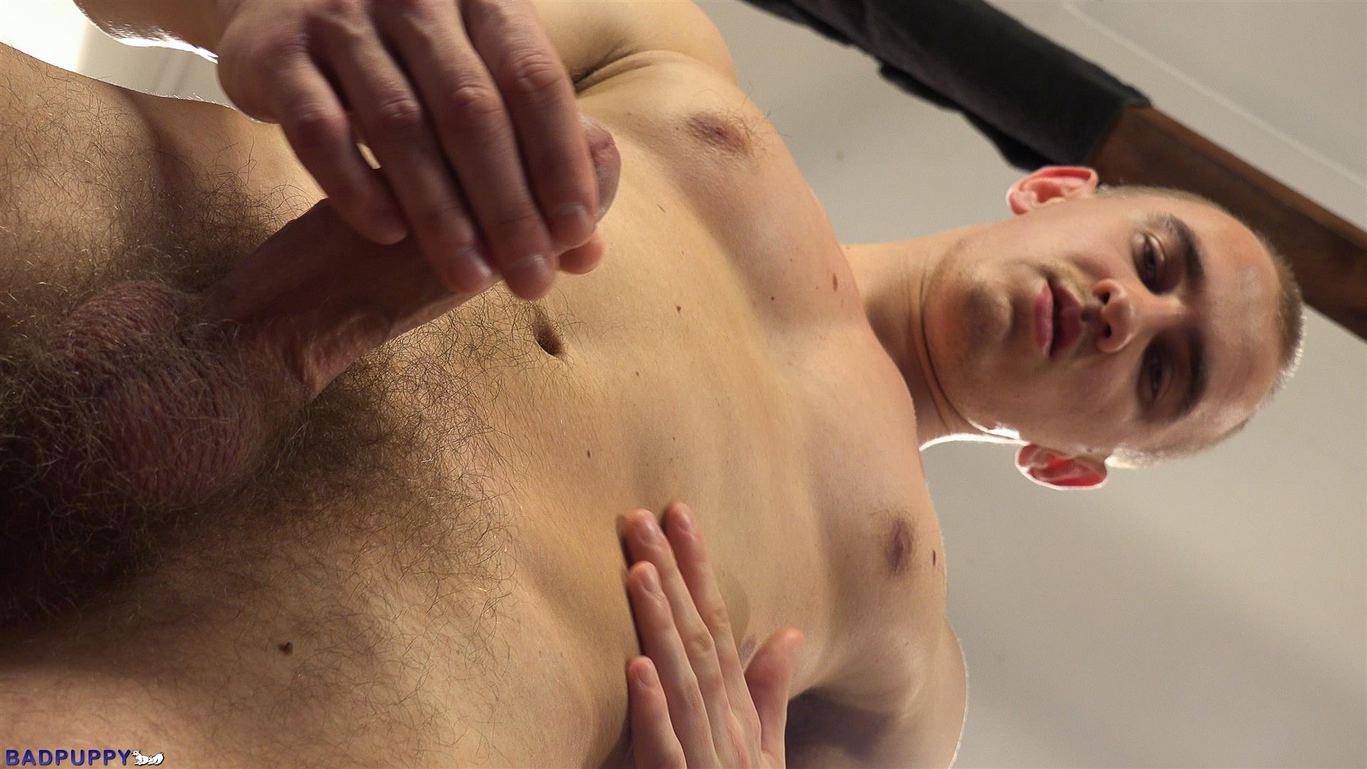 Oleg-Moloda-Badpuppy-Straight-Czech-Jock-With-Big-Uncut-Cock-Amateur-Gay-Porn-09 Straight Czech Muscle Jock Auditions For Gay Porn