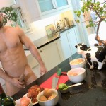 Maskurbate-Muscle-Hunk-With-A-Big-Uncut-Cock-Jerking-Off-Amateur-Gay-Porn-07-150x150 The Naked Chef Jerks His Big Uncut Cock In The Kitchen