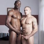 Fuckermate-Titan-and-Santi-Noguera-Big-Black-Dick-Barebacking-Muscle-Bottom-Amateur-Gay-Porn-2-150x150 Big Black Horse Cock Aggressively Fucks A White Muscle Bottom
