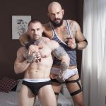 Fuckermate-Carlo-Fiero-and-Dalton-Sirius-Big-Uncut-Cock-Bareback-Amateur-Gay-Porn-1-150x150 Tatted Muscled Spaniard Gets Barebacked By A Huge Uncut Cock