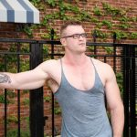 Active-Duty-Scott-Ambrose-Muscle-Naked-Marine-Jerking-Off-Amateur-Gay-Porn-02-150x150 Hairy Muscular American Marine Jerks His Thick Cock