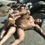 Bareback-Vids-Alber-Charles-and-Antony-Gimenez-Brazilian-Bareback-Sex-Video-14-150x150 Brazilian Beach Buddies Fucking Bareback At The Nude Beach