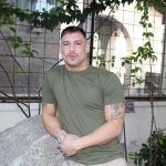 Active-Duty-Calvin-Naked-Muscular-Marine-Jerk-Off-02-150x150 Muscular Inked Up Marine Jerks His Big Dick Until He Cums