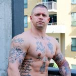 Active-Duty-Owen-Steal-Naked-Muscular-Marine-Jerking-Off-Big-Cock-05-150x150 Naked Hung Muscular Marine Jerks His Big Hard Cock
