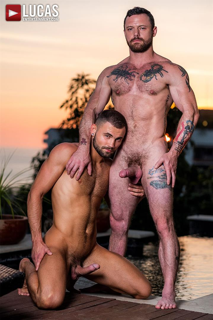 Lucas-Entertainment-Sergeant-Miles-and-Jeffrey-Lloyd-Big-Cock-Bareback-Gay-Sex-07 Jeffrey Lloyd Takes Sergeant Miles' Big Bareback Cock